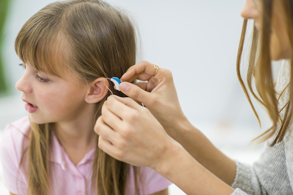ENT Audiology Hearing Loss In Infants and Children